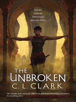 cover image of The Unbroken