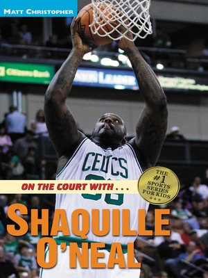 cover image of Shaquille O'Neal