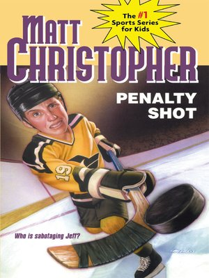 cover image of Penalty Shot