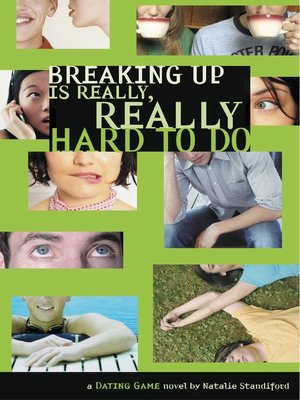 cover image of Breaking Up Is Really, Really Hard to Do