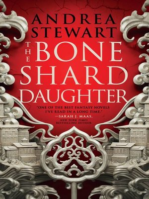 cover image of The Bone Shard Daughter