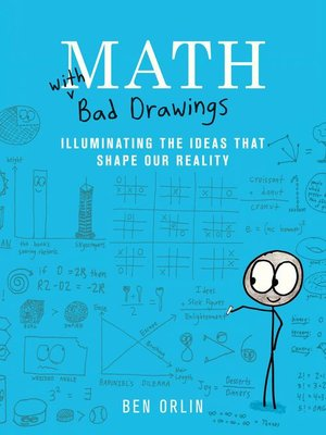 cover image of Math with Bad Drawings