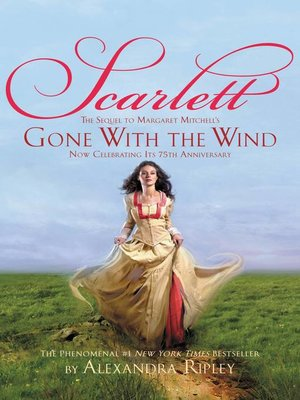 cover image of Scarlett
