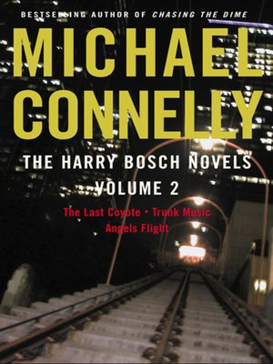 cover image of The Harry Bosch Novels, Volume 2