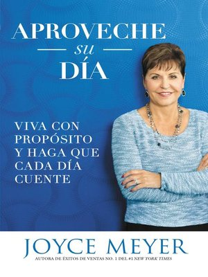 cover image of Aproveche su día