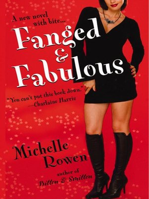 cover image of Fanged & Fabulous