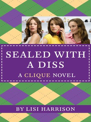 cover image of Sealed with a Diss