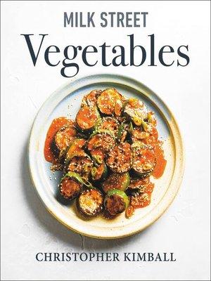 cover image of Milk Street Vegetables
