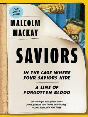 cover image of Saviors
