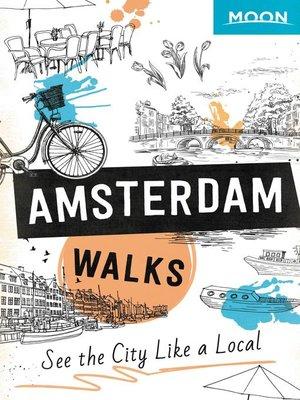 cover image of Moon Amsterdam Walks