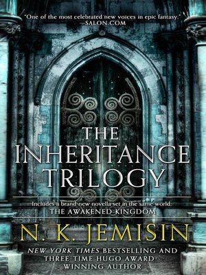 cover image of The Inheritance Trilogy