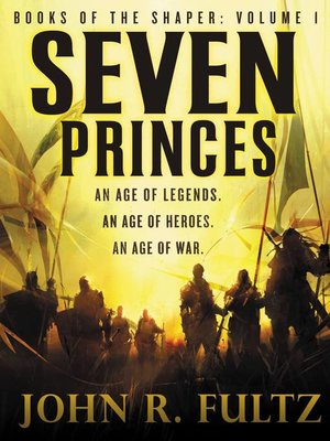 cover image of Seven Princes