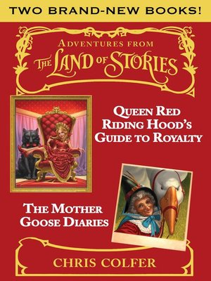 cover image of Adventures from the Land of Stories Boxed Set