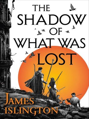 cover image of The Shadow of What Was Lost