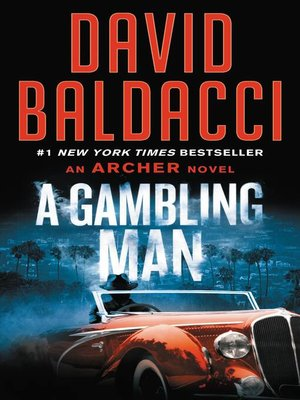 cover image of A Gambling Man