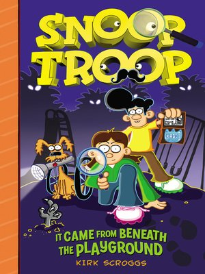 cover image of It Came from Beneath the Playground