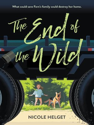 cover image of The End of the Wild