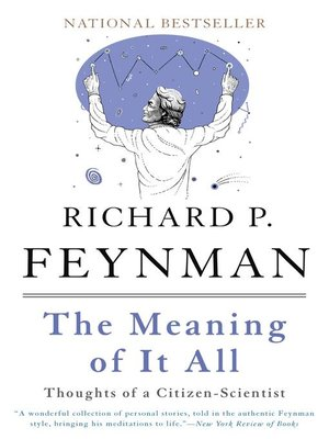 cover image of The Meaning of It All