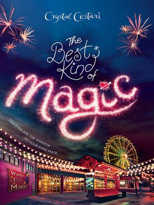 cover image of The Best Kind of Magic