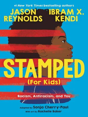 cover image of Stamped (For Kids)