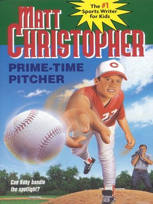 cover image of Prime Time Pitcher