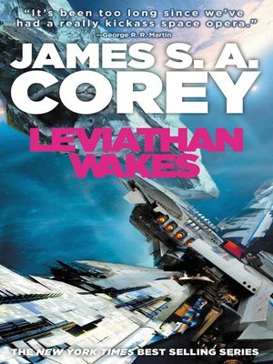 cover image of Leviathan Wakes