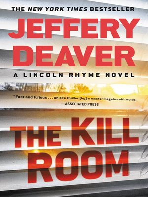cover image of The Kill Room