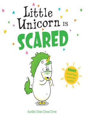 cover image of Little Unicorn Is Scared