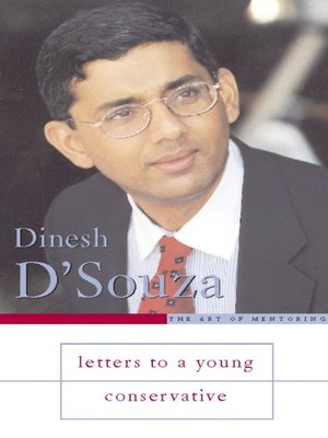 cover image of Letters to a Young Conservative