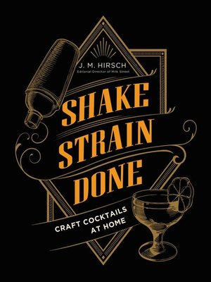 cover image of Shake Strain Done