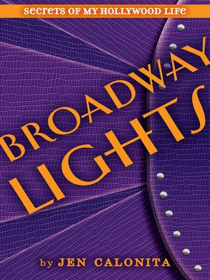 cover image of Broadway Lights