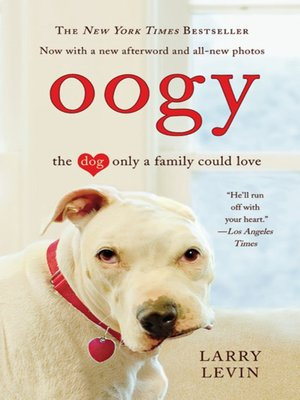 cover image of Oogy