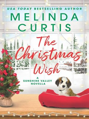 cover image of The Christmas Wish