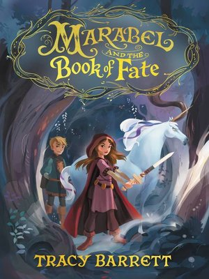 cover image of Marabel and the Book of Fate