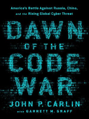 cover image of Dawn of the Code War