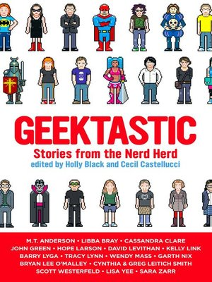 cover image of Geektastic