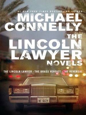 cover image of The Lincoln Lawyer Novels