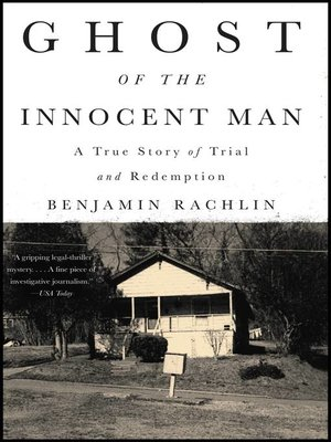 cover image of Ghost of the Innocent Man
