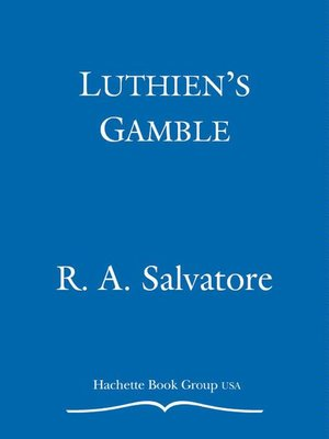 cover image of Luthien's Gamble