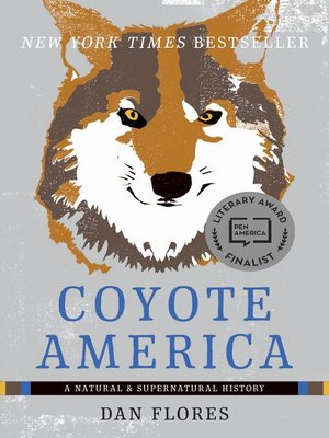 cover image of Coyote America