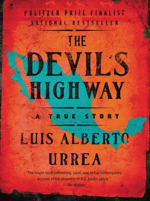 cover image of The Devil's Highway