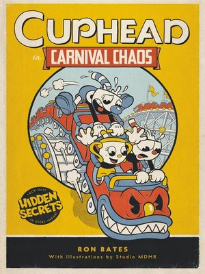 cover image of Cuphead in Carnival Chaos