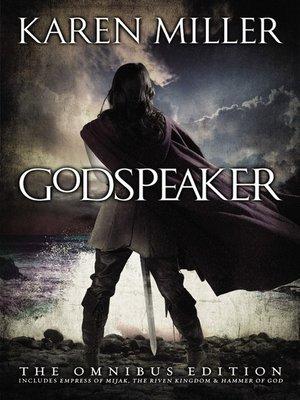 cover image of The Godspeaker Trilogy