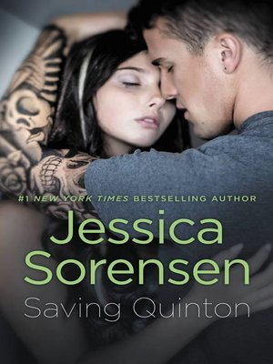 cover image of Saving Quinton