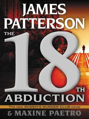 The 18th Abduction by James Patterson