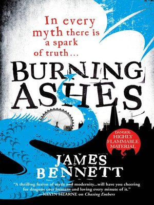 cover image of Burning Ashes