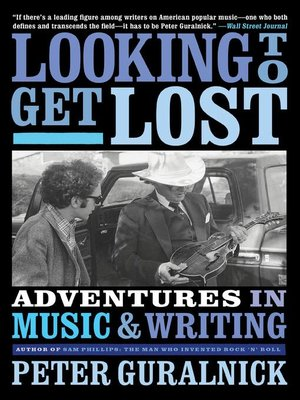 cover image of Looking to Get Lost