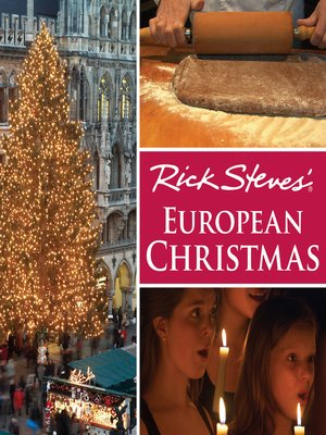cover image of Rick Steves' European Christmas with video