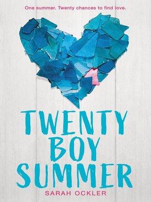 cover image of Twenty Boy Summer