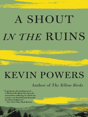 cover image of A Shout in the Ruins